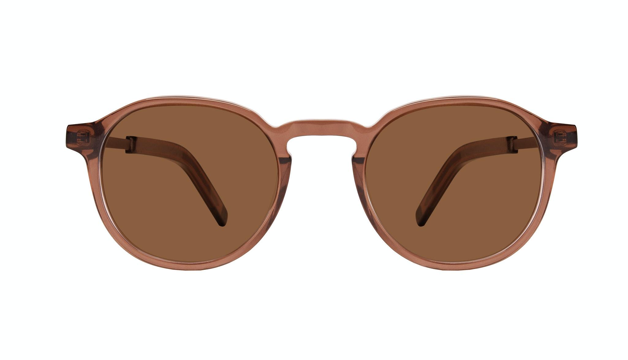 Affordable Fashion Glasses Round Sunglasses Men Prime XL Terra