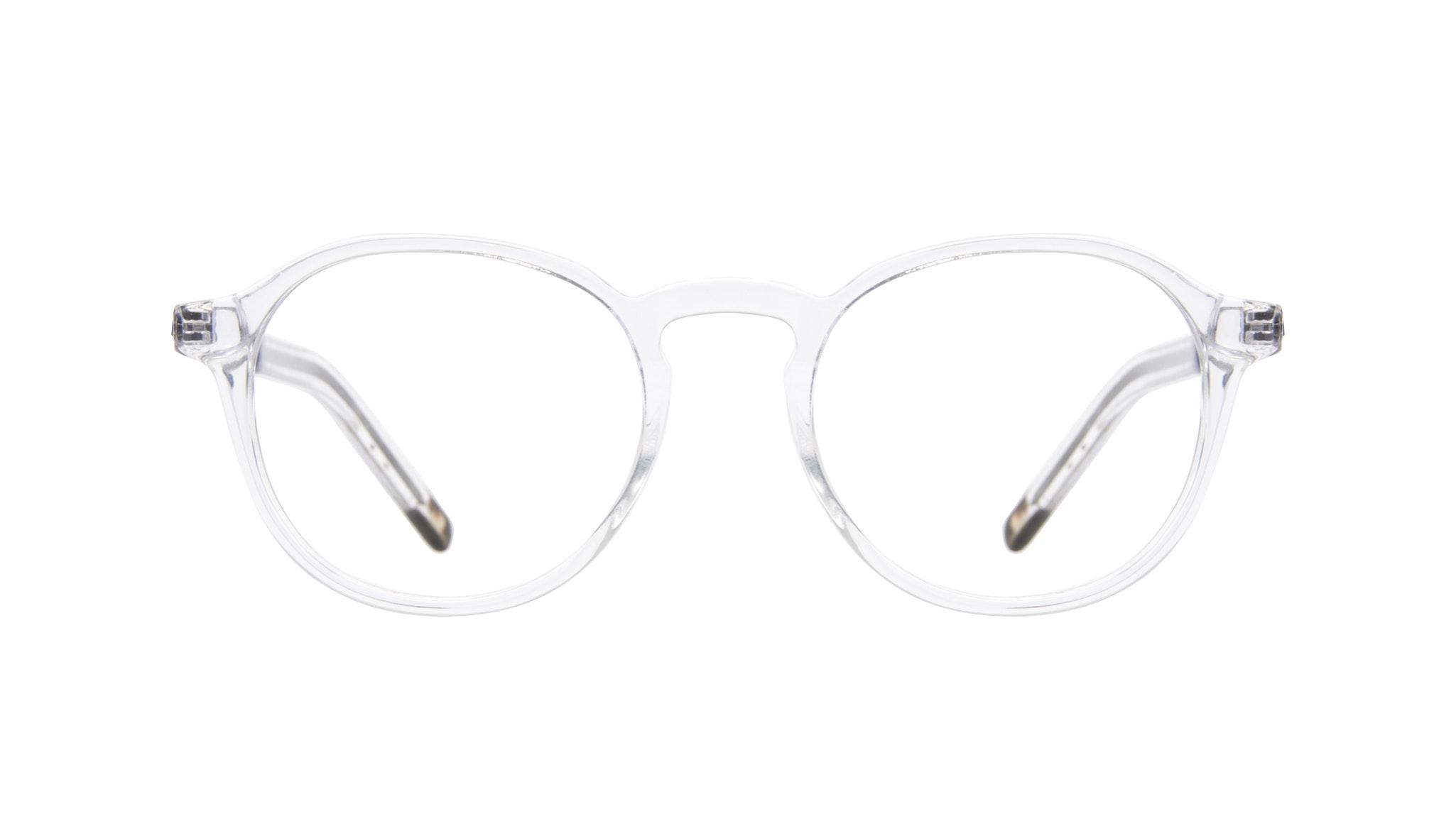 Affordable Fashion Glasses Round Eyeglasses Men Prime Clear