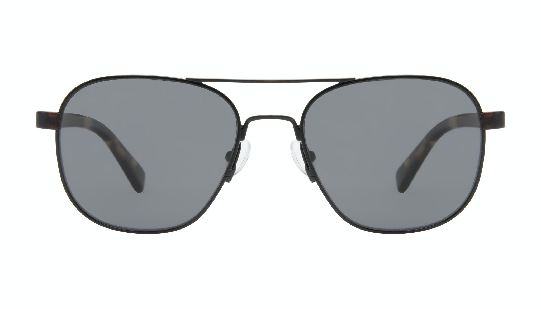 Affordable Fashion Glasses Aviator Sunglasses Men Pulse Gun Metal Front