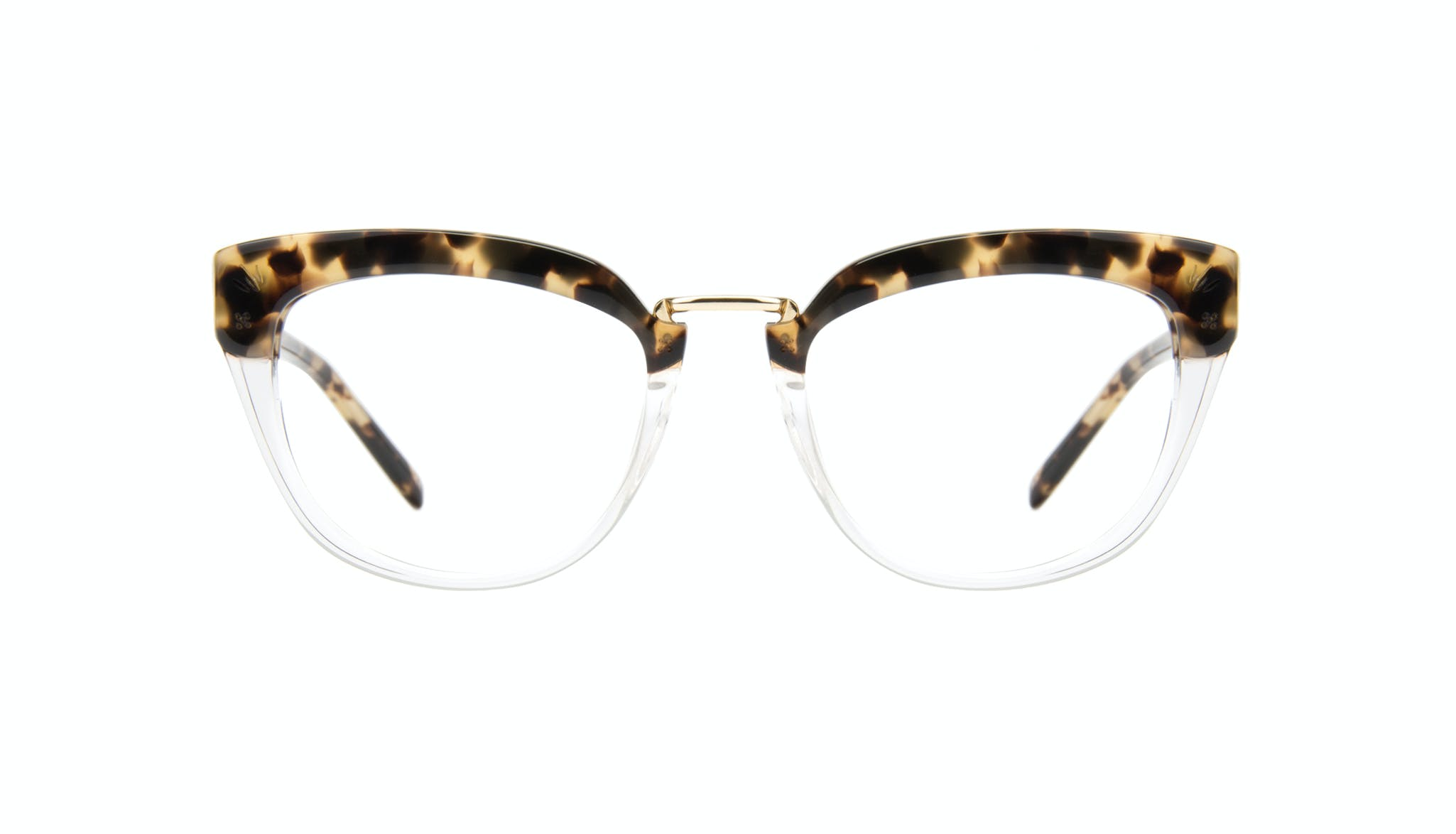 Affordable Fashion Glasses Cat Eye Daring Cateye Eyeglasses Women Pure Tortoise Front