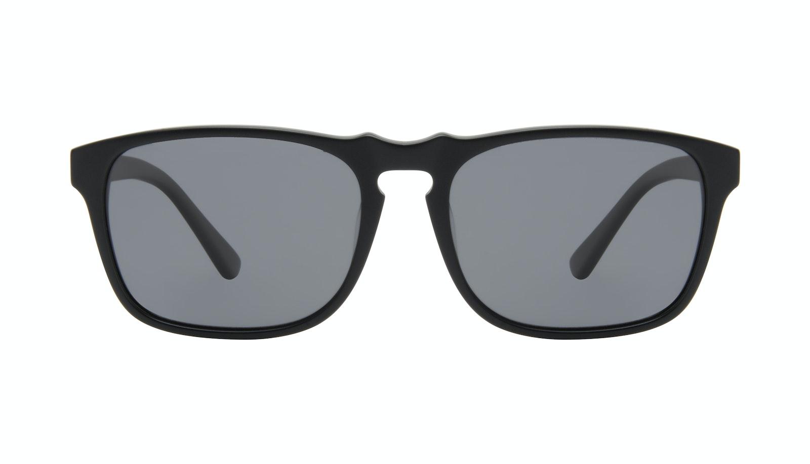 Affordable Fashion Glasses Square Sunglasses Men Raceway Onyx Matte