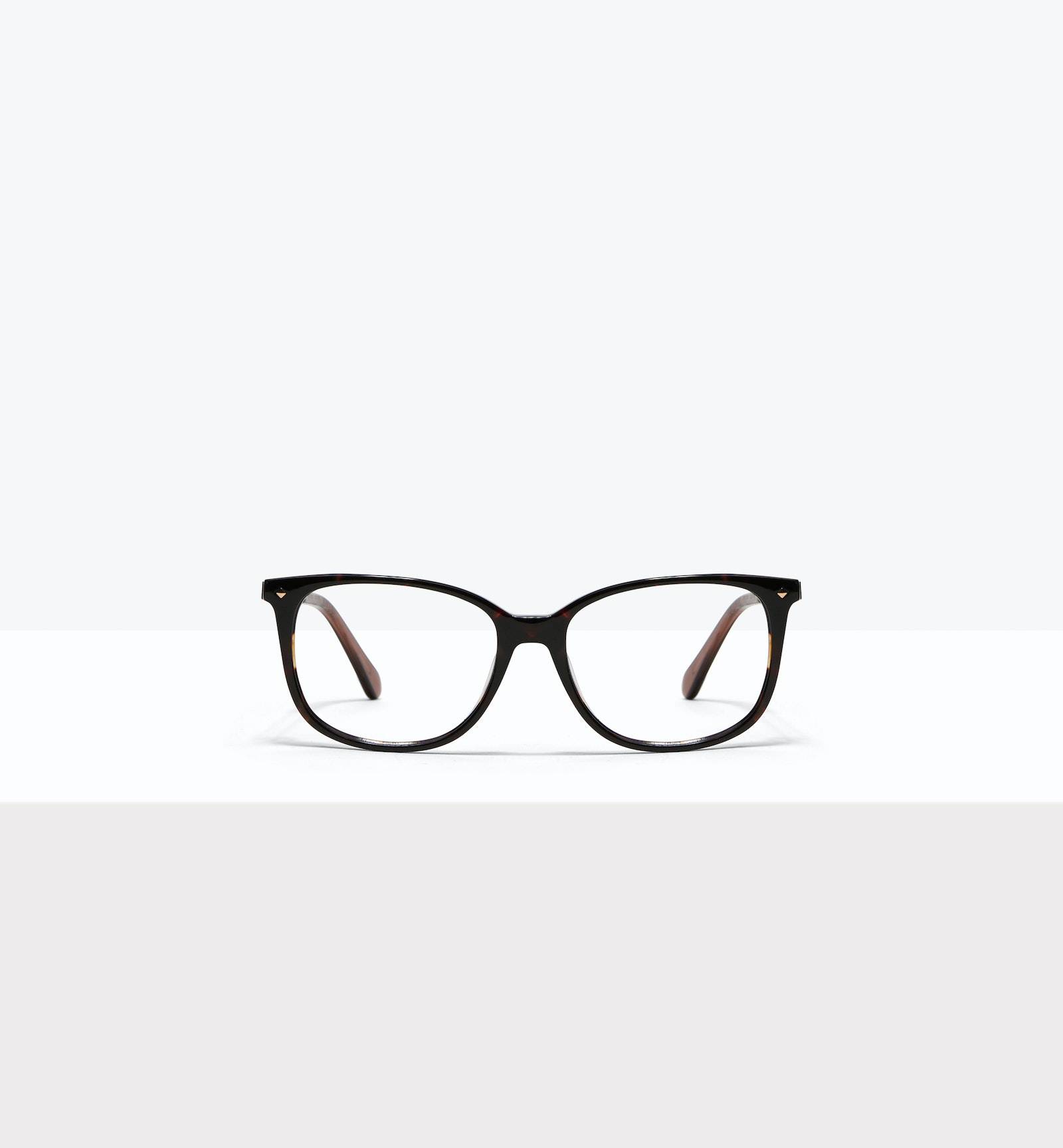Affordable Fashion Glasses Square Eyeglasses Women Refine Petite Tortoise