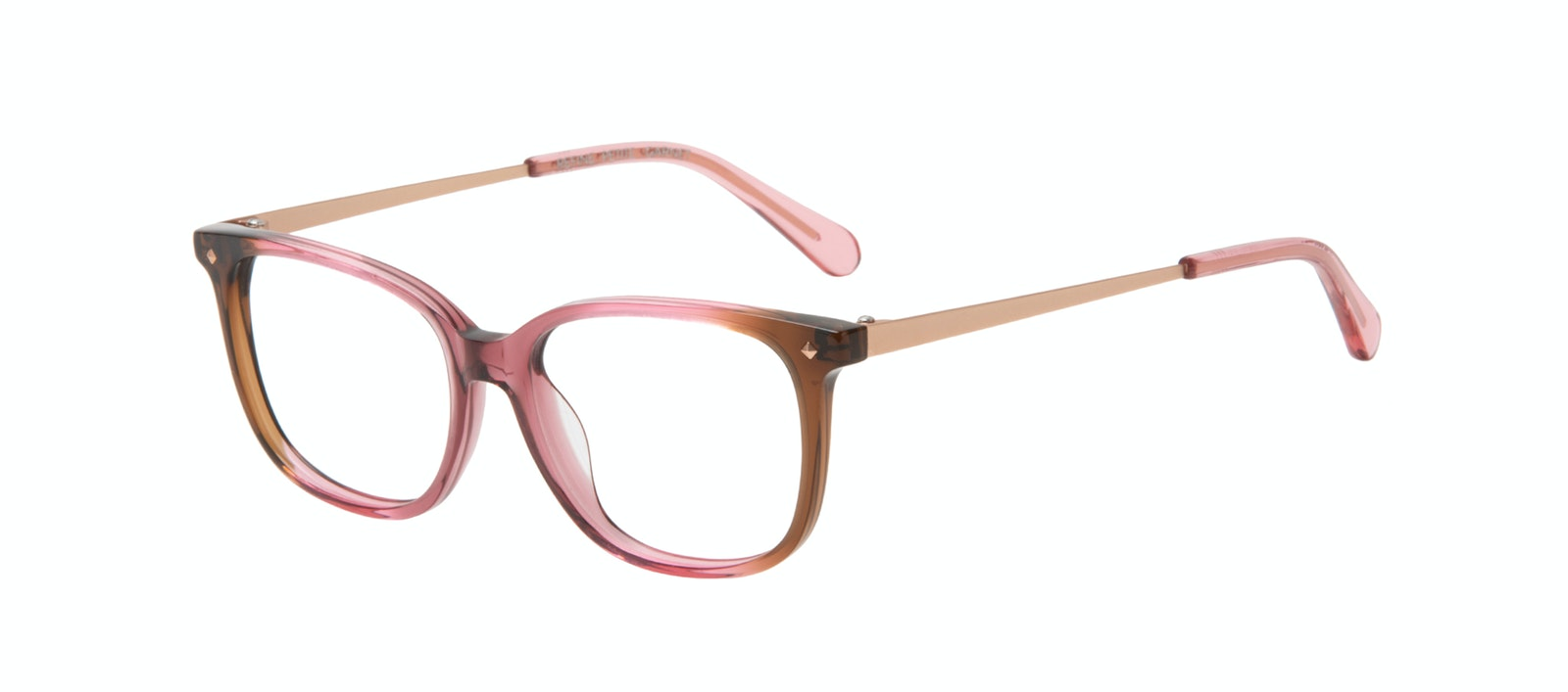 Affordable Fashion Glasses Square Eyeglasses Women Refine Petite Garnet Tilt