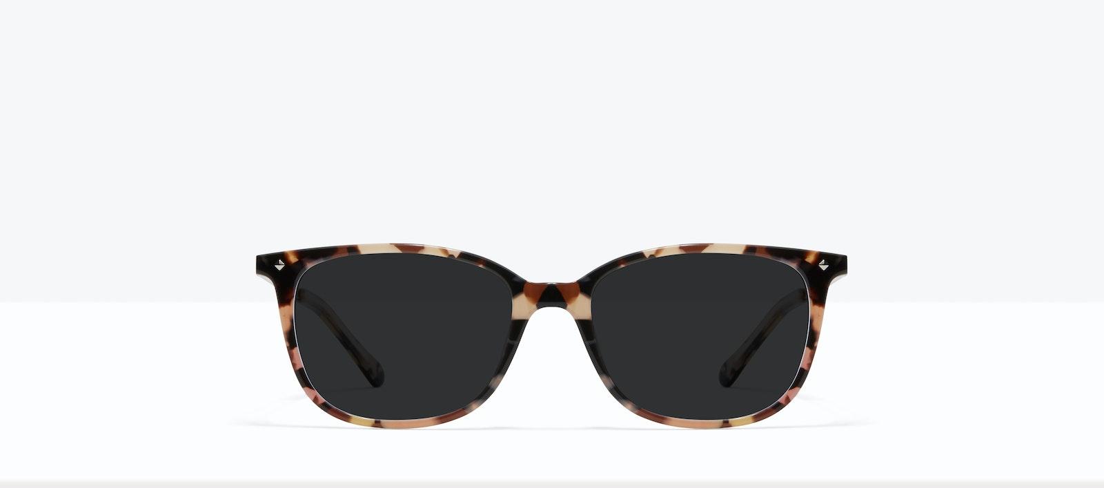 Affordable Fashion Glasses Rectangle Square Sunglasses Women Refine S Pastel Tort Front