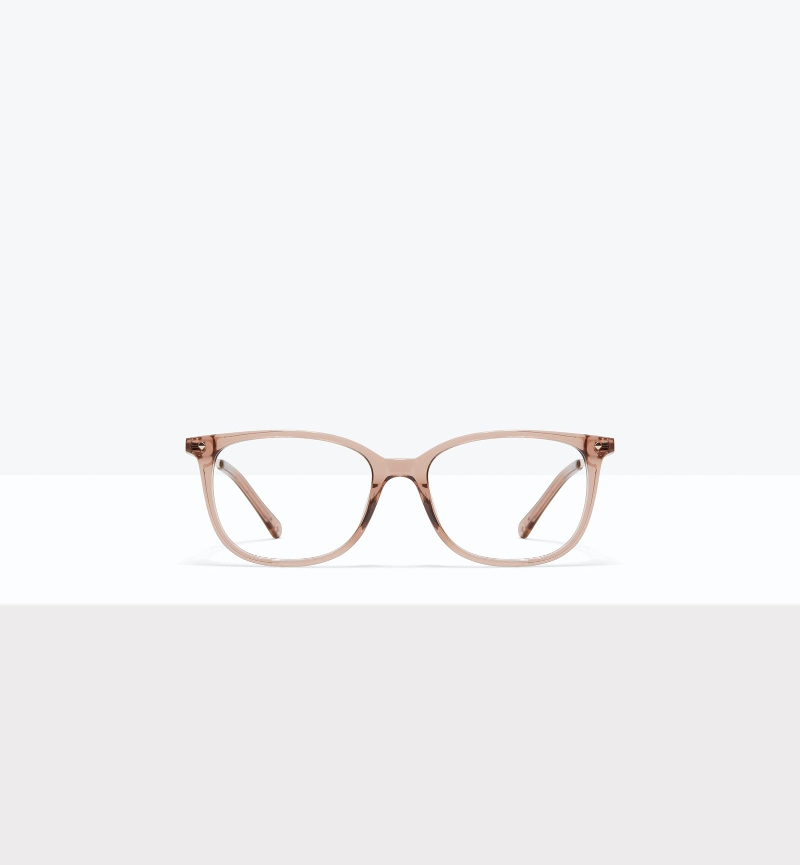 Affordable Fashion Glasses Rectangle Square Eyeglasses Women Refine S Rose