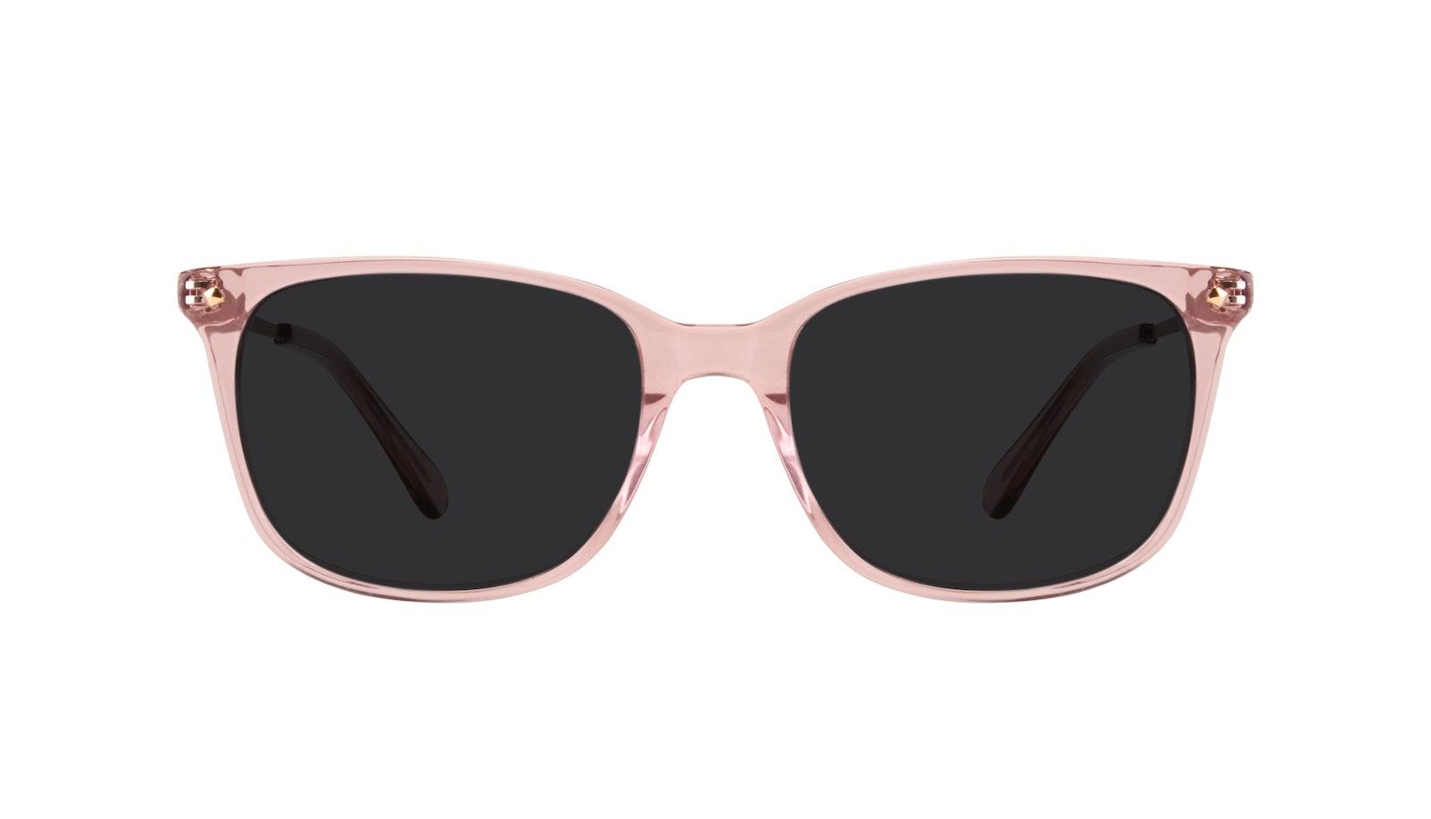 Affordable Fashion Glasses Rectangle Square Sunglasses Women Refine Rose