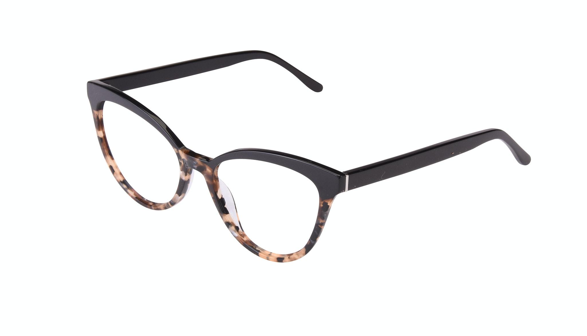 Affordable Fashion Glasses Cat Eye Daring Cateye Eyeglasses Women Reverie Dark Tortoise Tilt