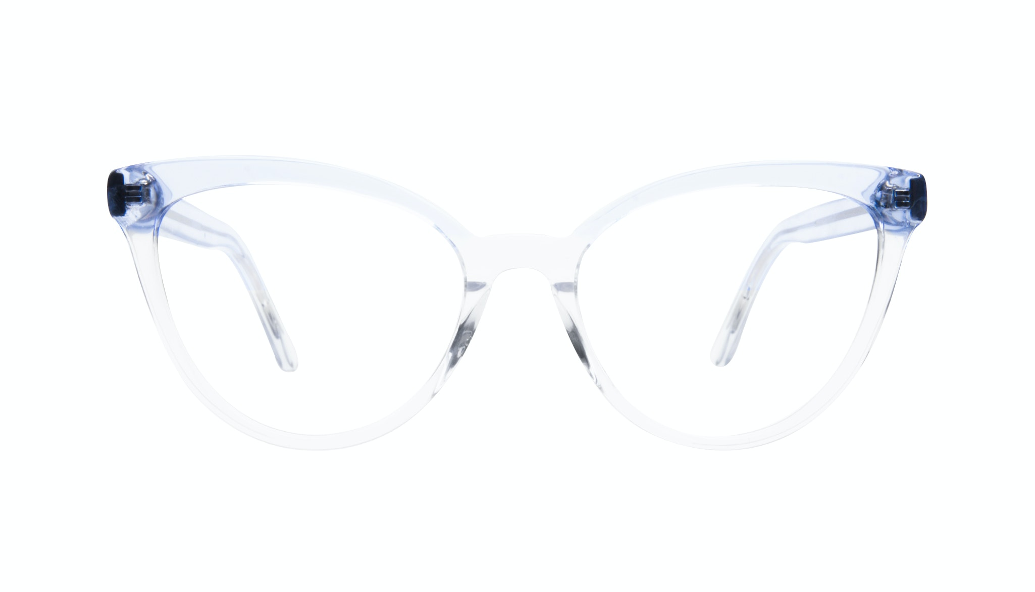Affordable Fashion Glasses Cat Eye Eyeglasses Women Reverie Clear Sky