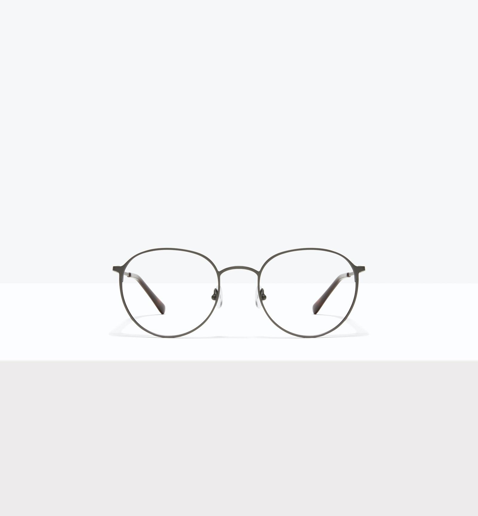 Affordable Fashion Glasses Round Eyeglasses Men Ridge Carbon