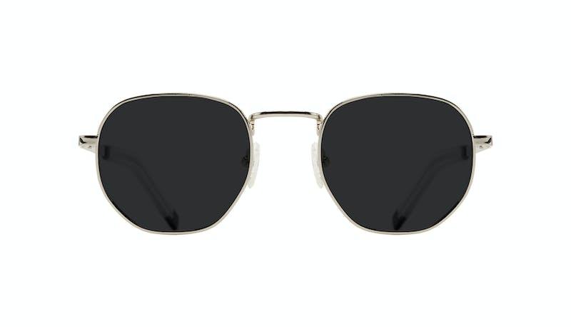 1c6cf56f6f3 Affordable Fashion Glasses Round Sunglasses Men Rise Silver