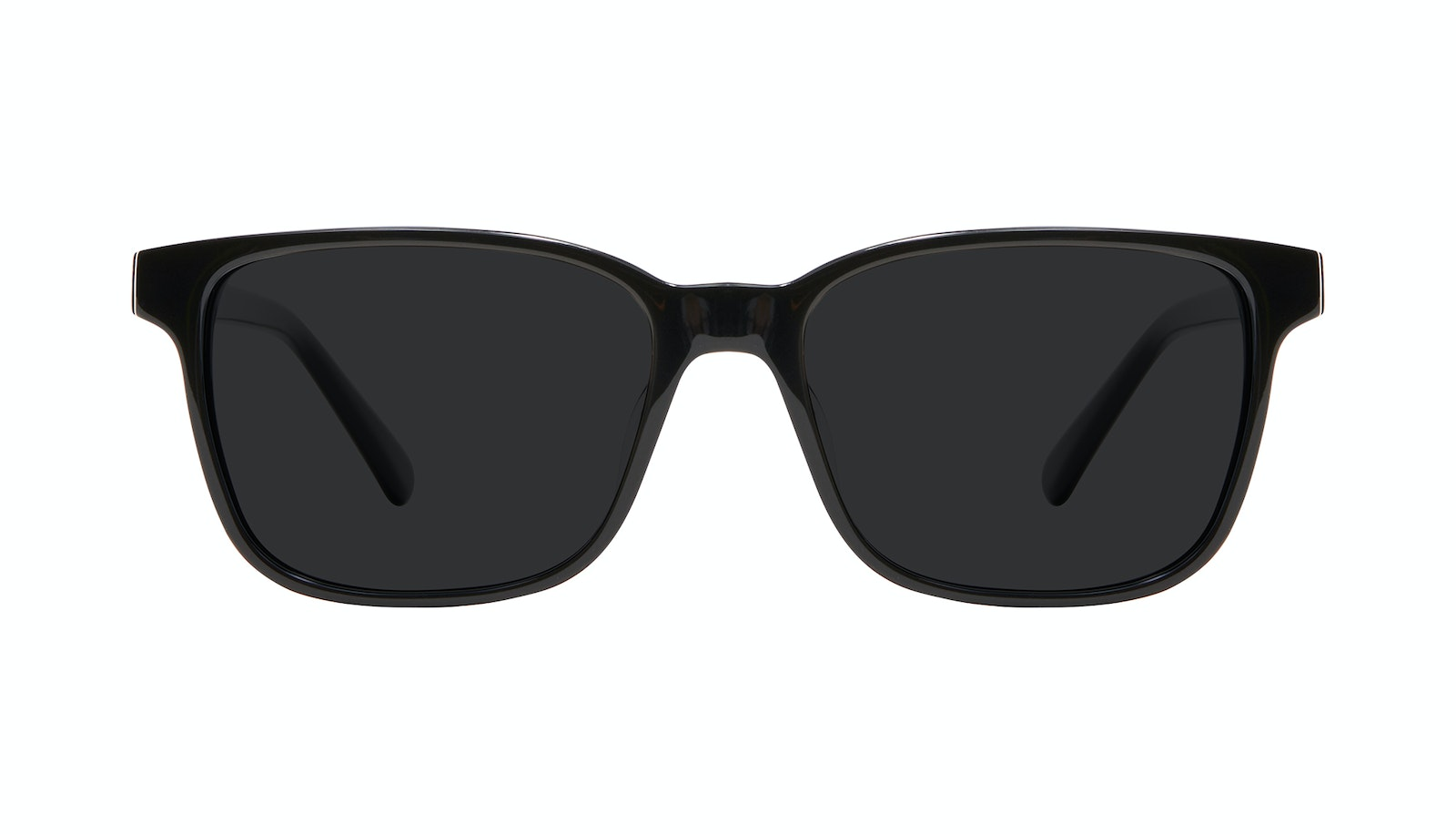 Affordable Fashion Glasses Square Sunglasses Men Risk Black