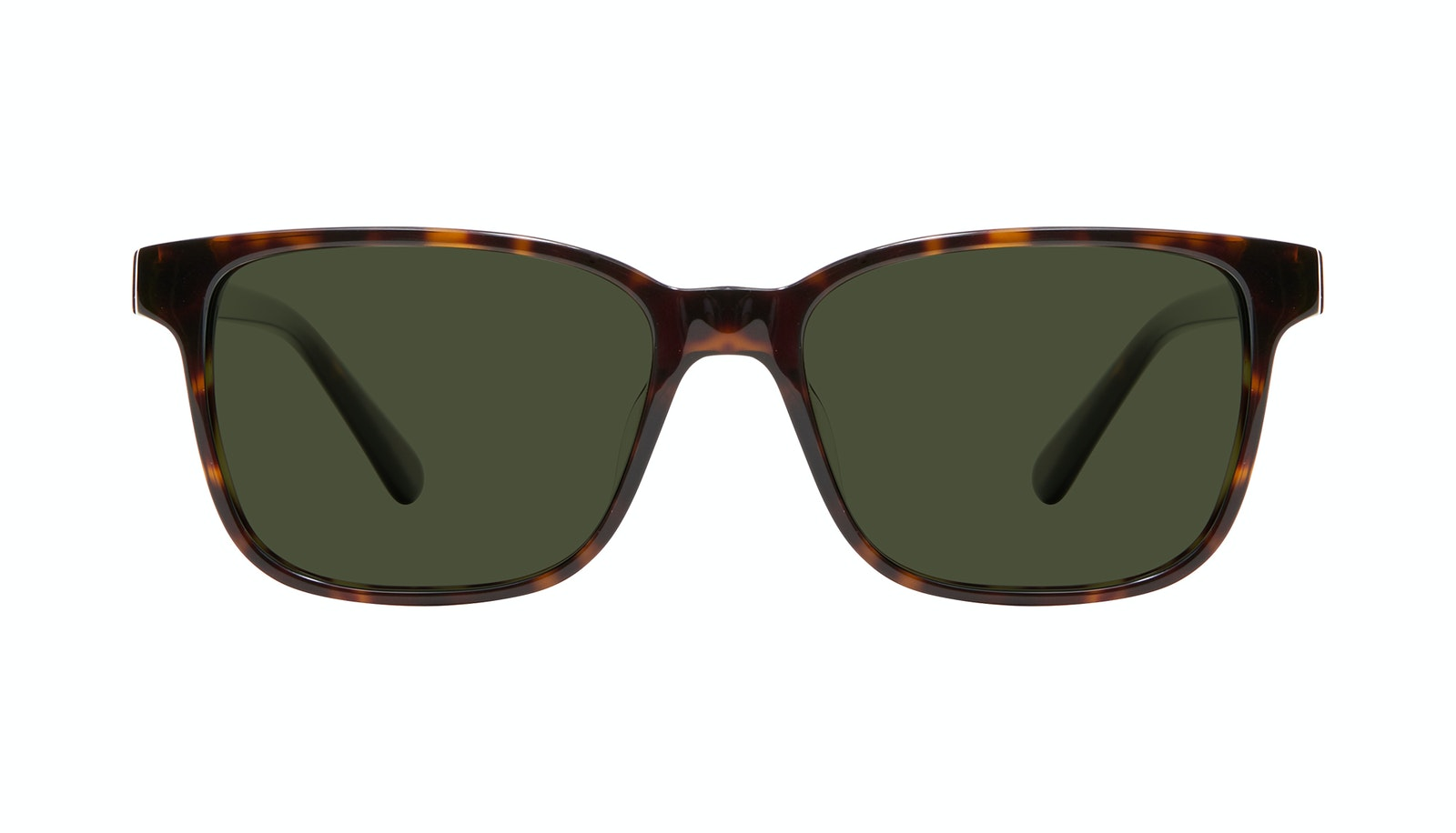 Affordable Fashion Glasses Square Sunglasses Men Risk Tortoise
