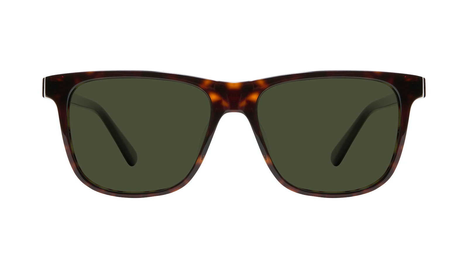 Affordable Fashion Glasses Square Sunglasses Men River Tortoise