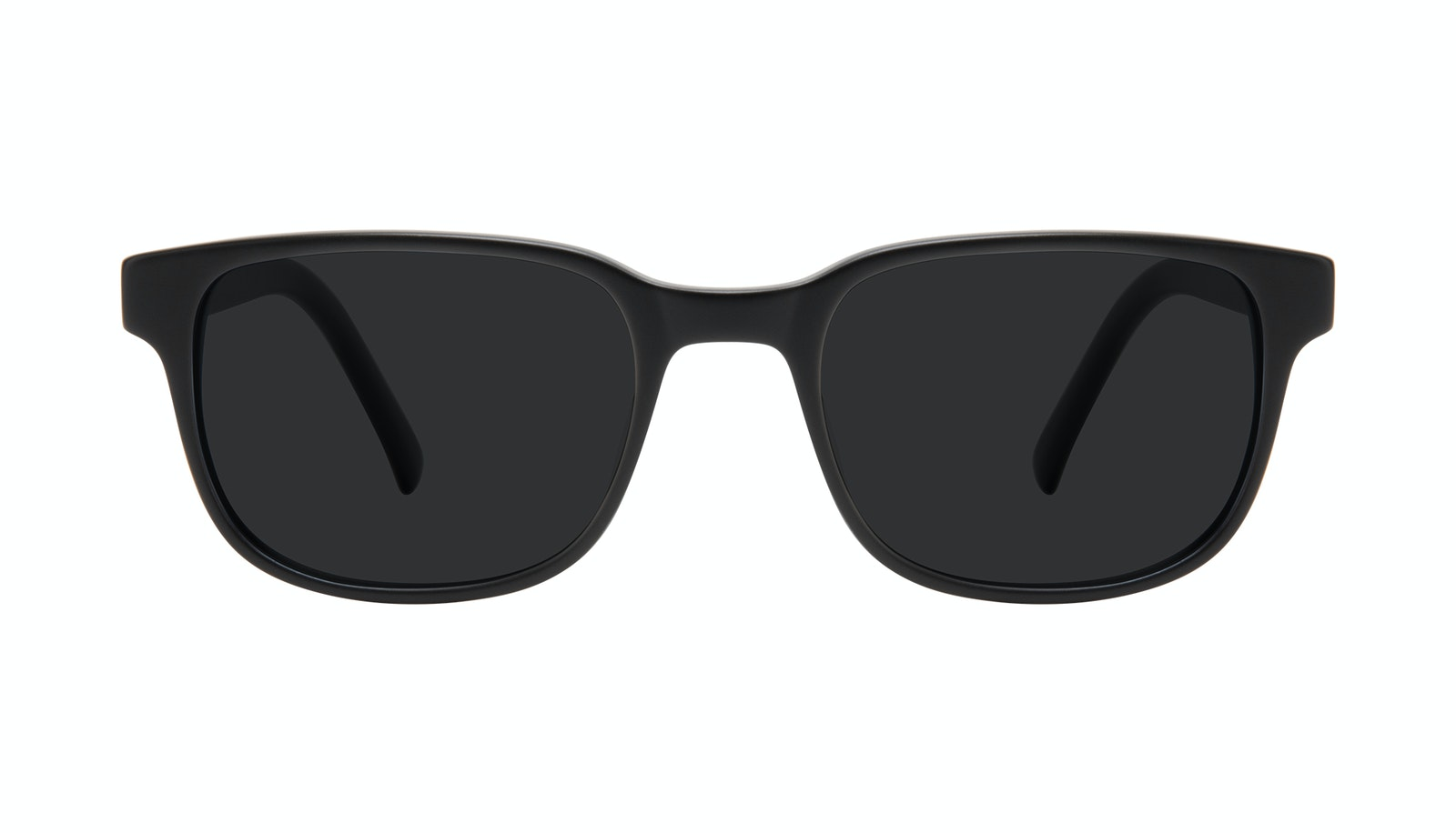 Affordable Fashion Glasses Square Sunglasses Men Role Black Matte