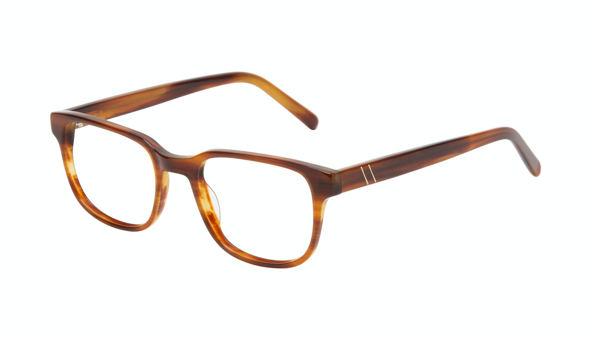 Affordable Fashion Glasses Square Eyeglasses Men Role Havana Tilt