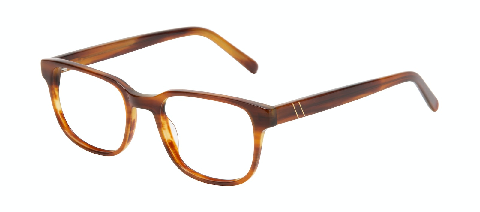 Affordable Fashion Glasses Square Eyeglasses Men Role Havana Tilt