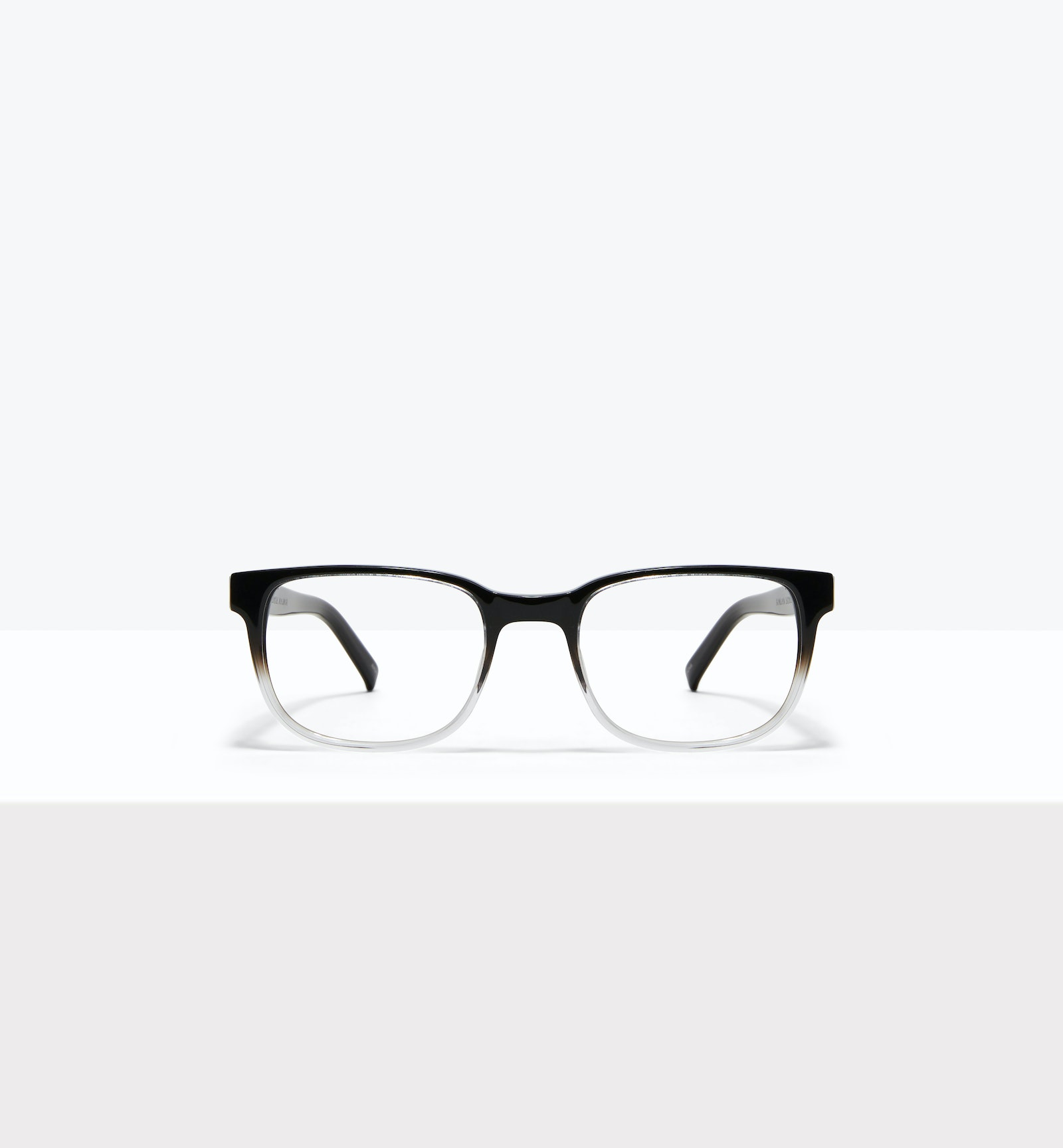 Affordable Fashion Glasses Square Eyeglasses Men Role Onyx Clear