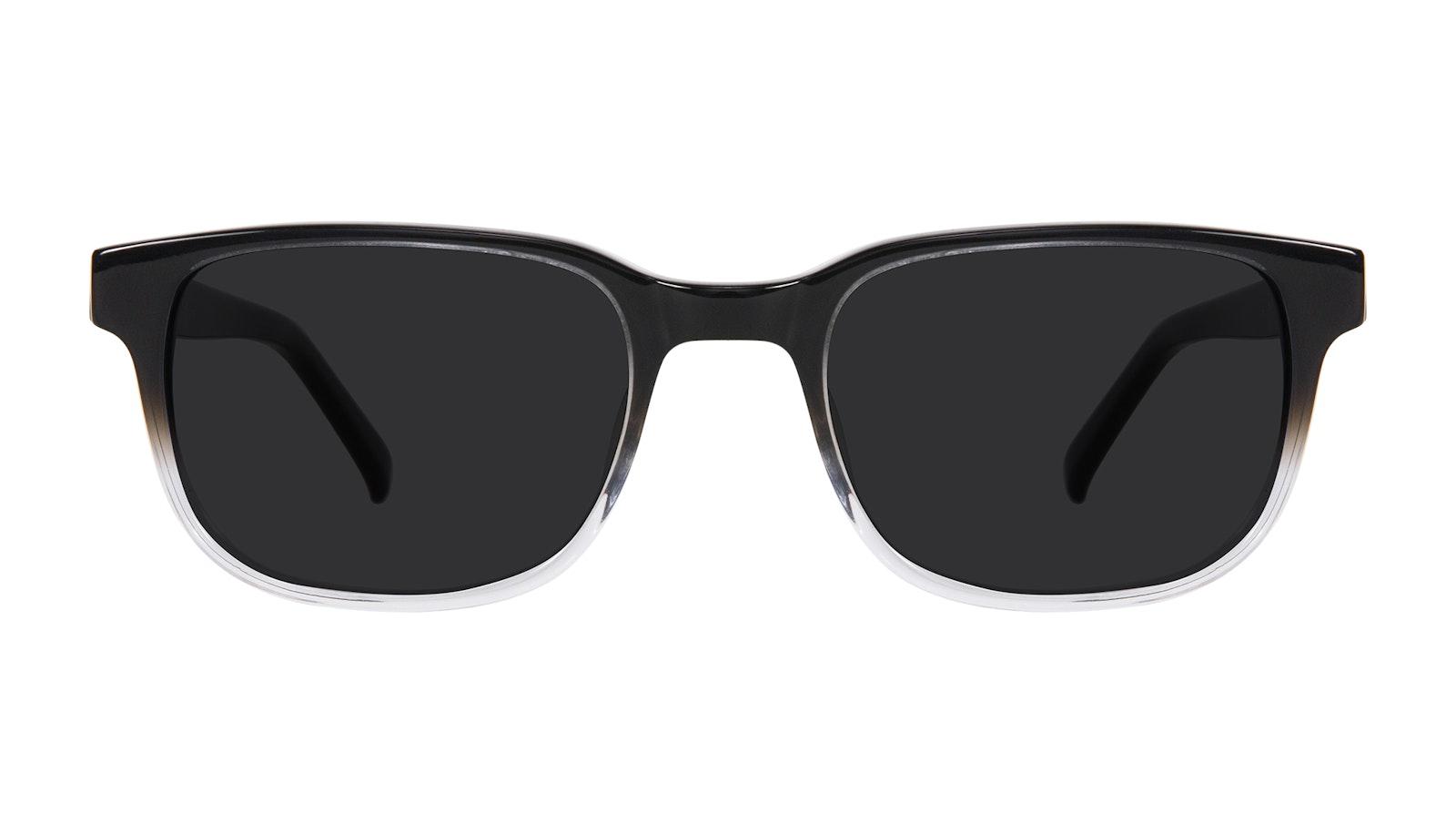 Lunettes tendance Carrée Lunettes de soleil Hommes Role Onyx Clear