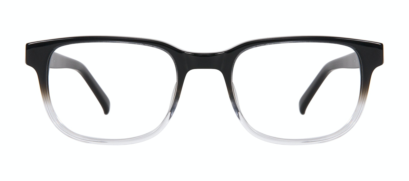 Affordable Fashion Glasses Square Eyeglasses Men Role Onyx Clear Front