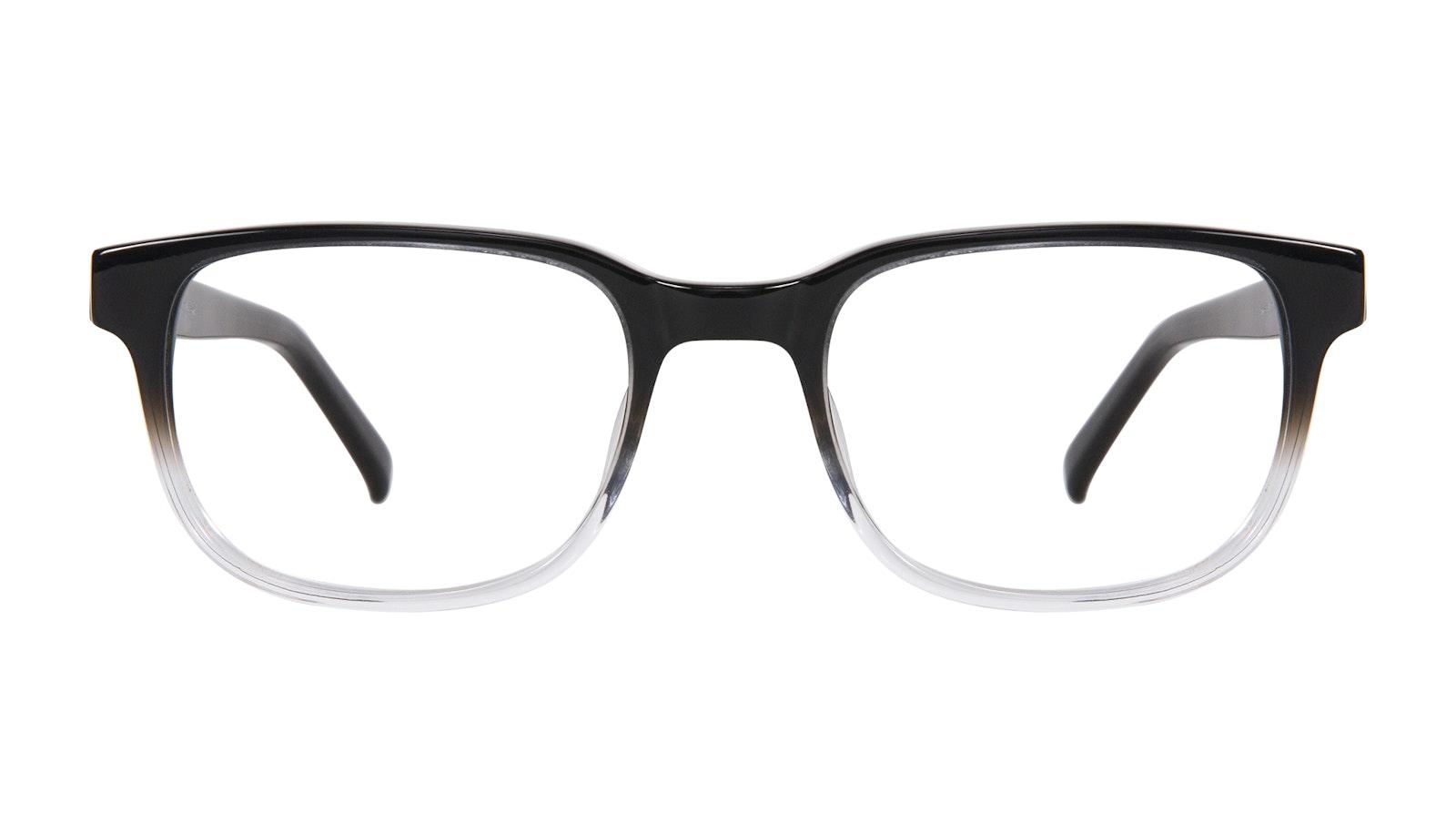 Affordable Fashion Glasses Square Eyeglasses Men Role Onyx Clear