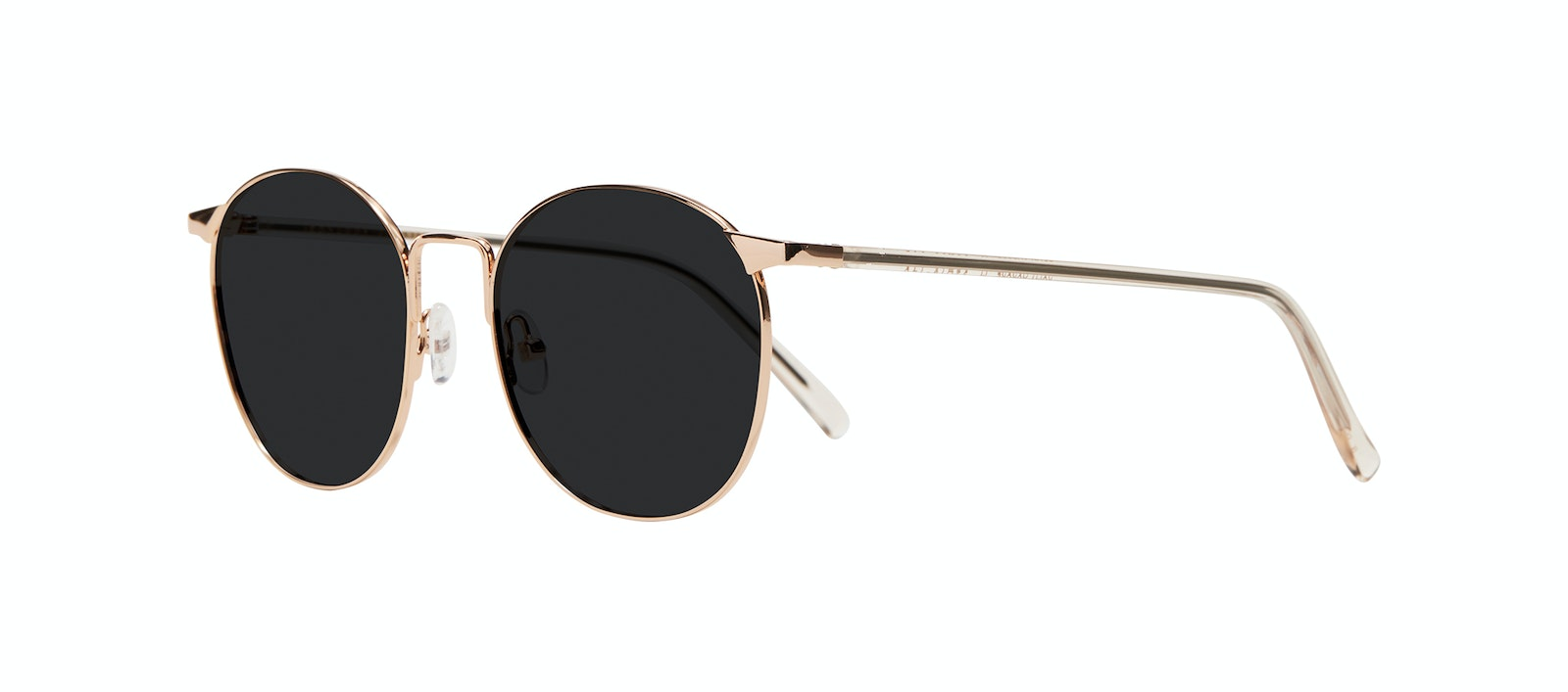 Affordable Fashion Glasses Round Sunglasses Women Romy Aurore Tilt