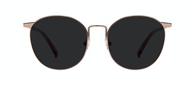 Affordable Fashion Glasses Round Sunglasses Women Romy Crepuscule Front