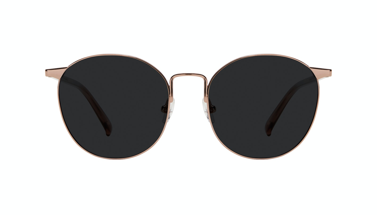 Affordable Fashion Glasses Round Sunglasses Women Romy Crepuscule