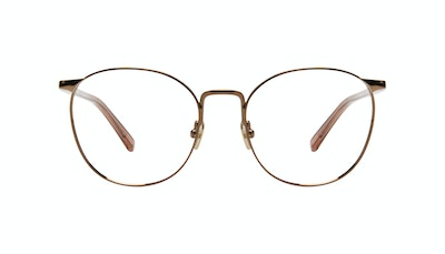 Affordable Fashion Glasses Round Eyeglasses Women Romy Petite Crepuscule Front