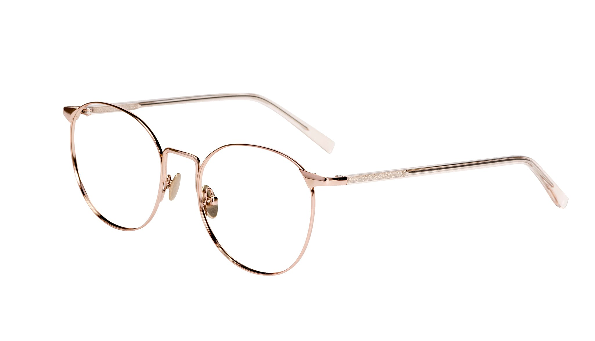 Affordable Fashion Glasses Round Eyeglasses Women Romy Aurore Tilt
