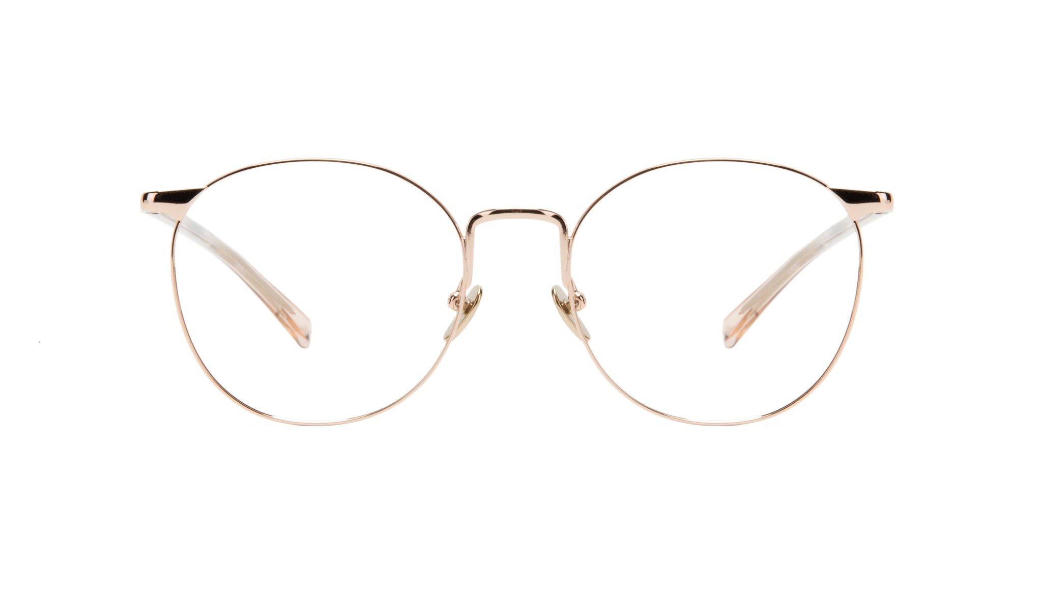 Affordable Fashion Glasses Round Eyeglasses Women Romy Aurore Front