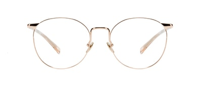 Affordable Fashion Glasses Round Eyeglasses Women Romy Aurore Front