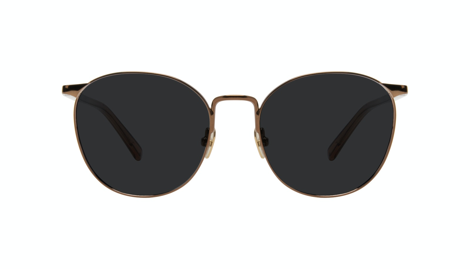 Affordable Fashion Glasses Round Sunglasses Women Romy Petite Crepuscule