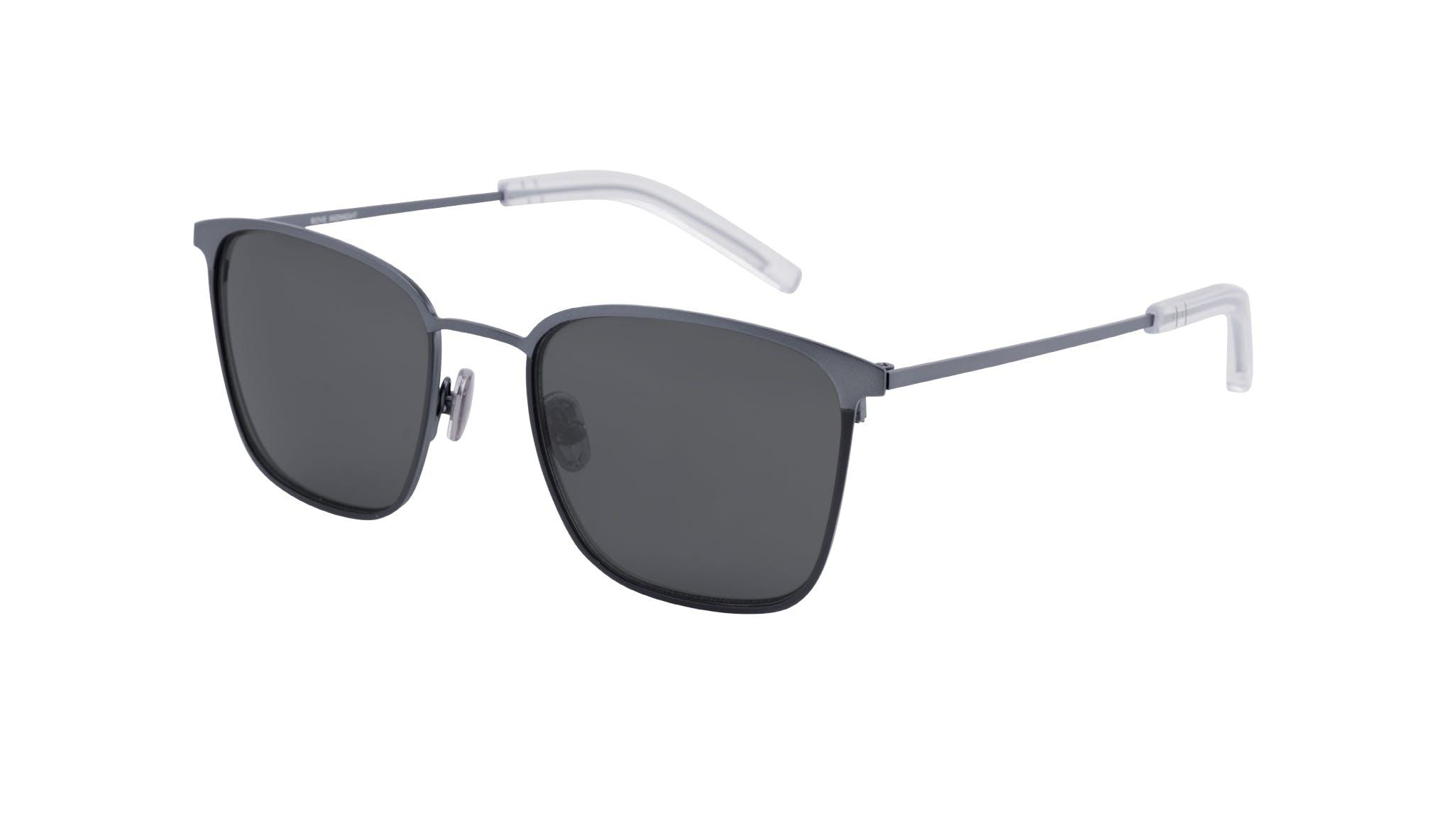 Affordable Fashion Glasses Rectangle Sunglasses Men Rove Midnight Tilt