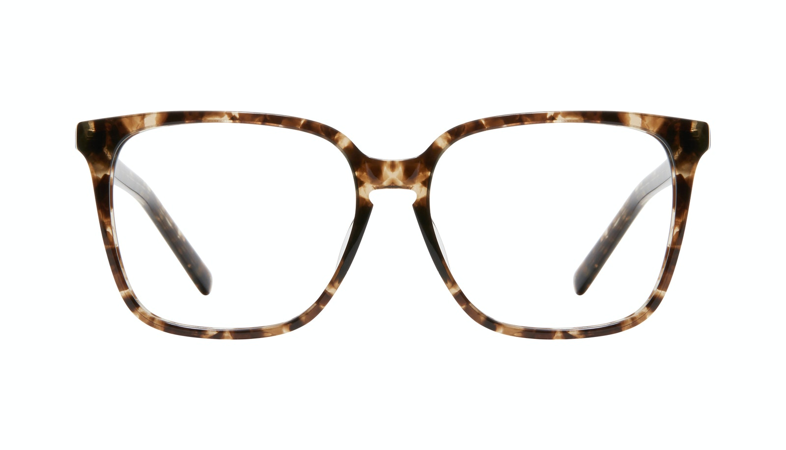 Affordable Fashion Glasses Square Eyeglasses Women Runway L Leopard