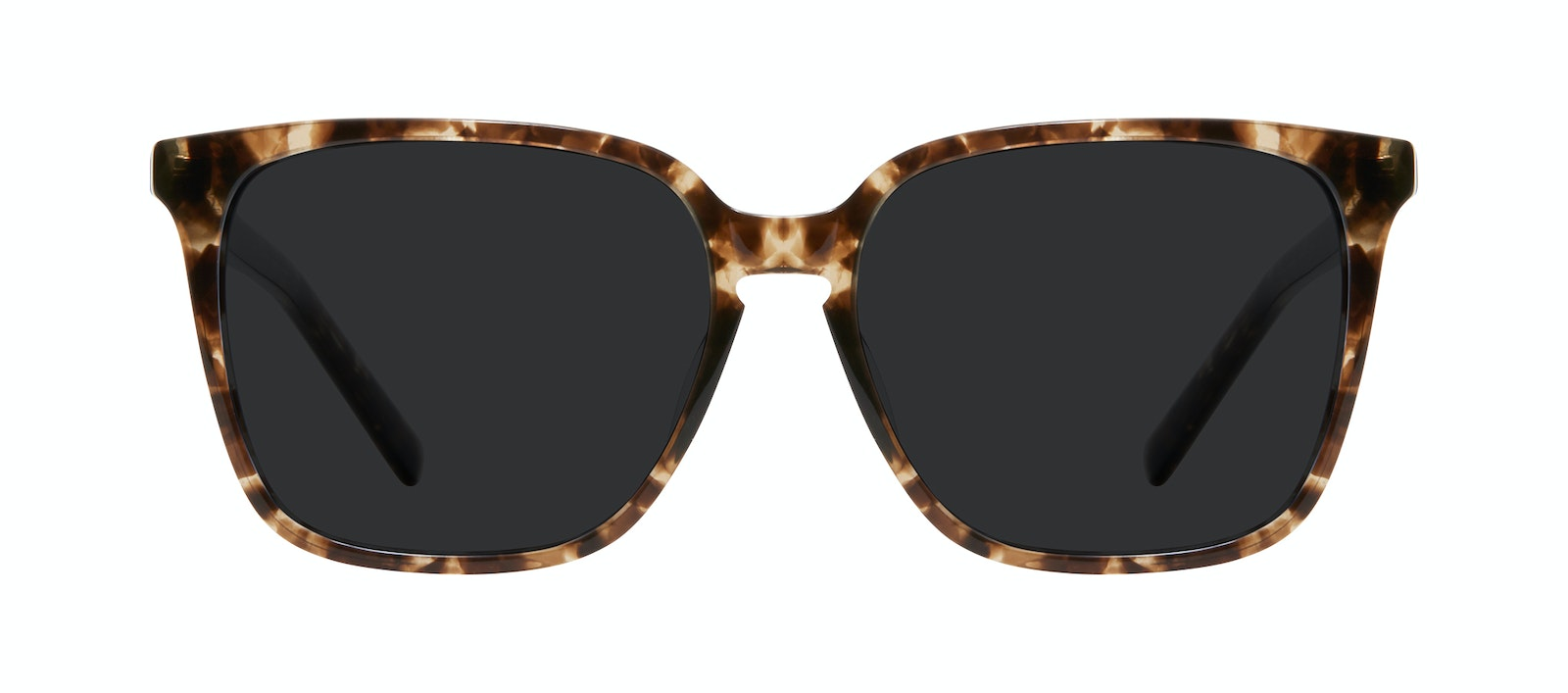 Affordable Fashion Glasses Square Sunglasses Women Runway L Leopard Front