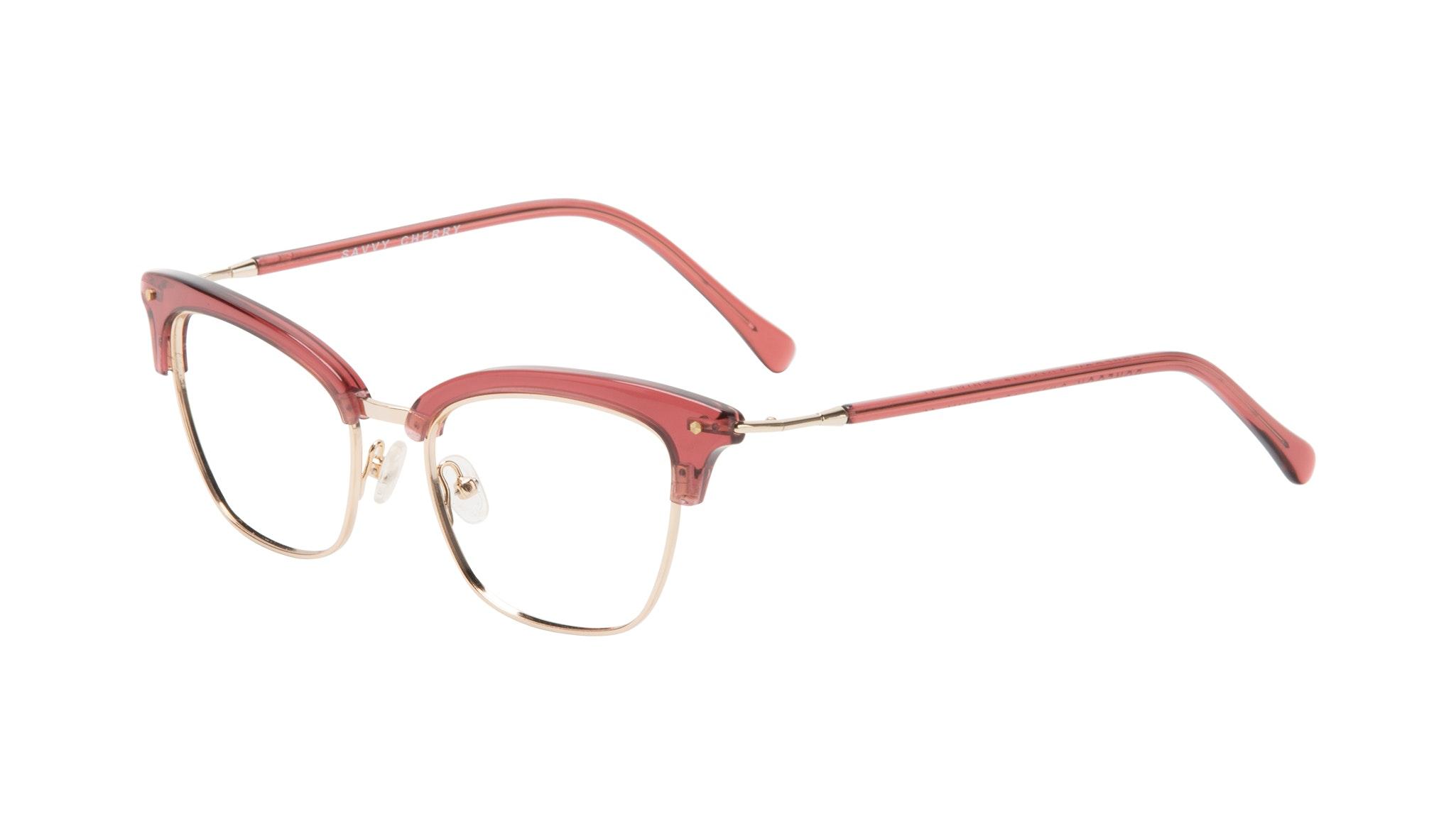 Affordable Fashion Glasses Cat Eye Eyeglasses Women Savvy Cherry Tilt