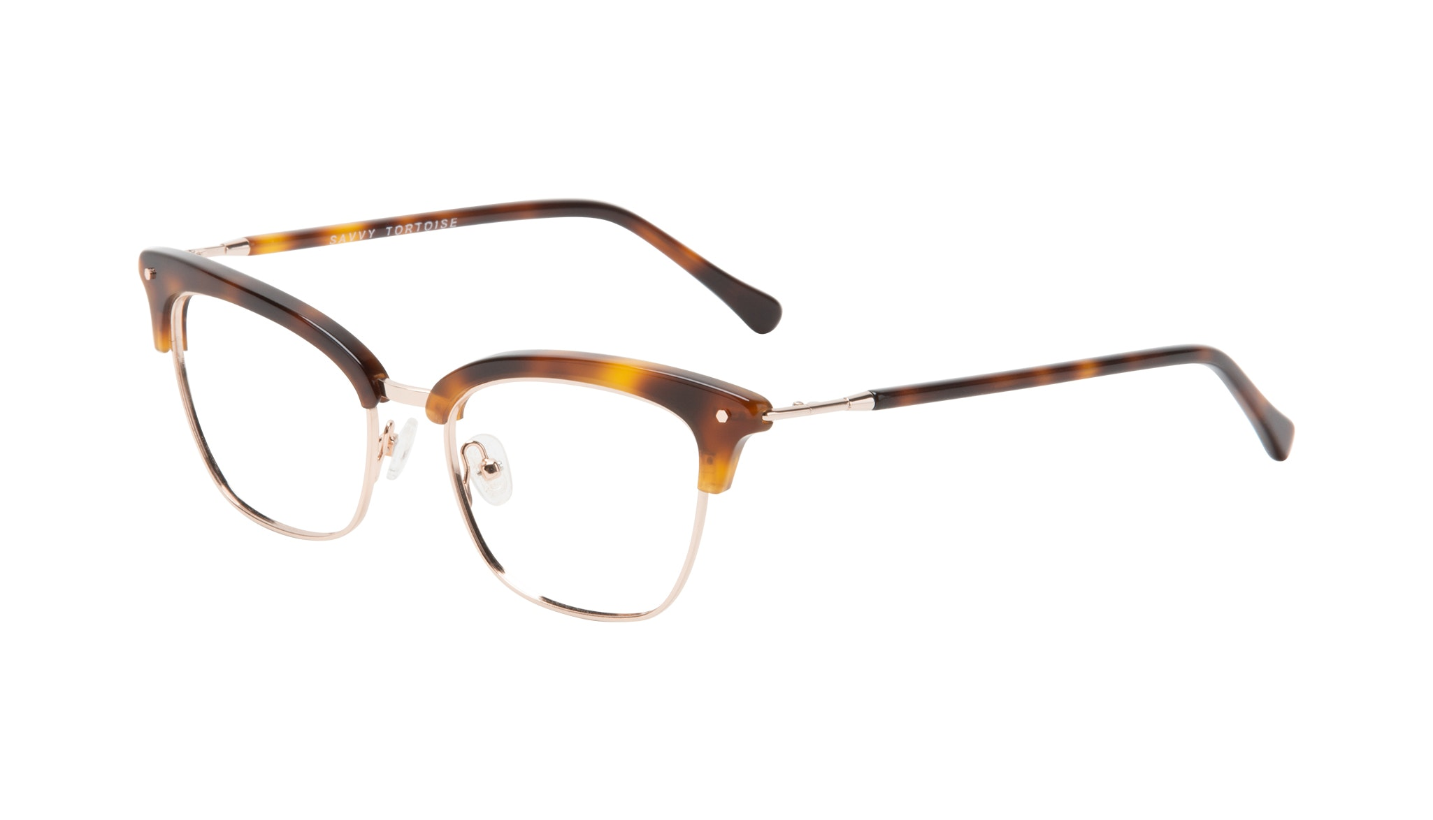 Affordable Fashion Glasses Cat Eye Eyeglasses Women Savvy Tortoise Tilt