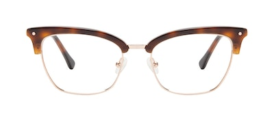 Affordable Fashion Glasses Cat Eye Eyeglasses Women Savvy Tortoise Front