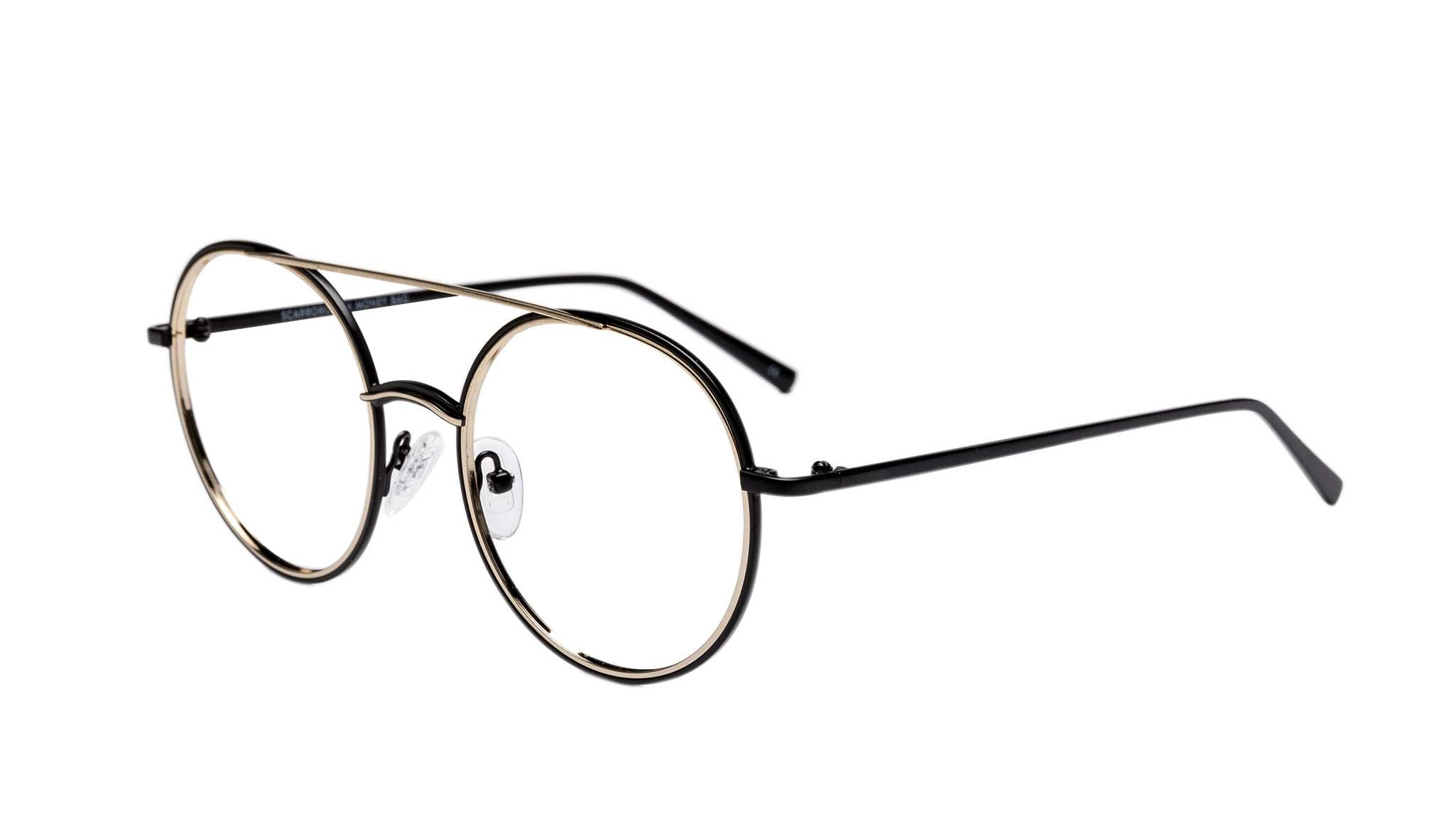 Affordable Fashion Glasses Aviator Eyeglasses Women Scarborough Money Bag Tilt
