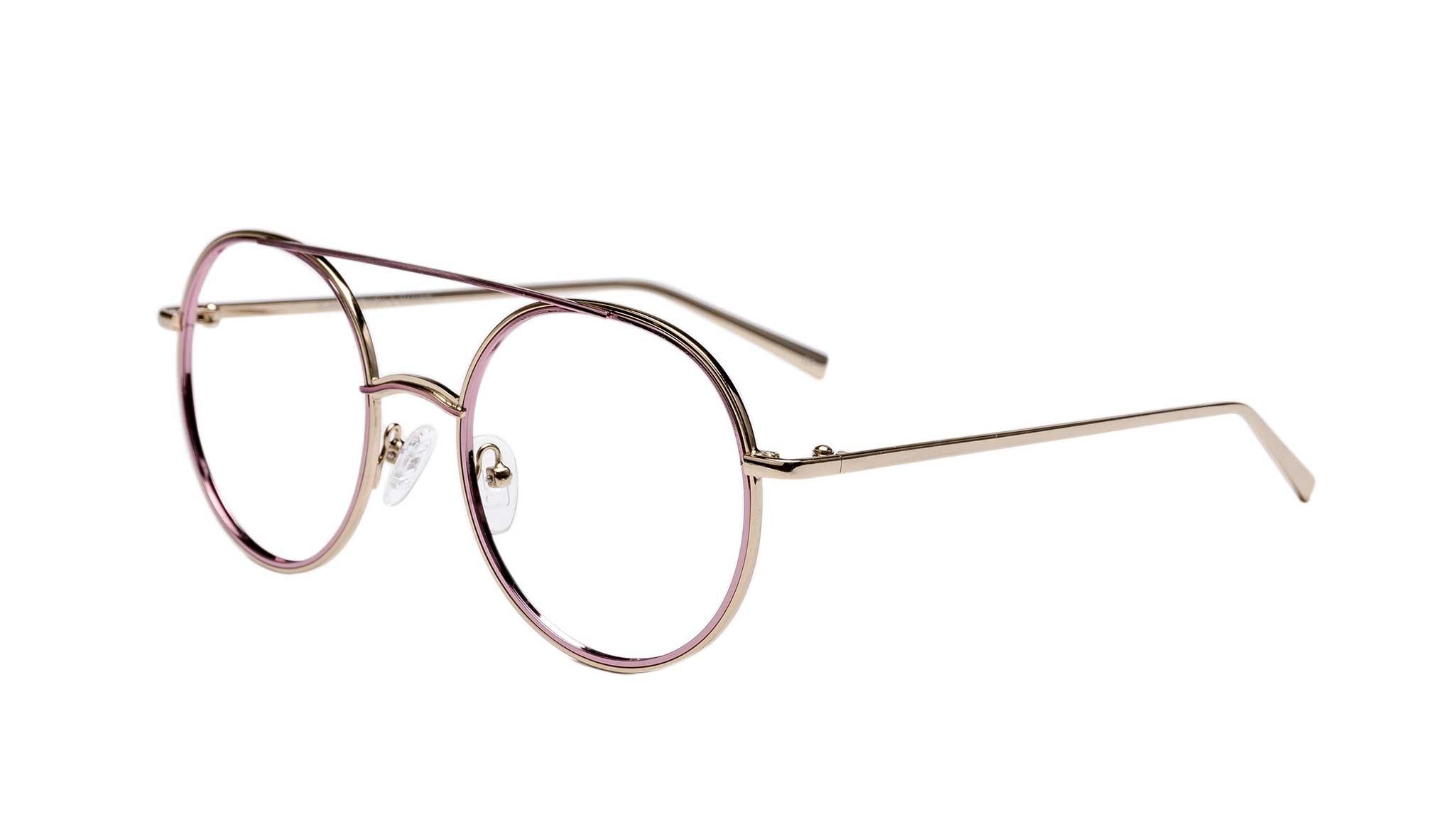 Affordable Fashion Glasses Aviator Eyeglasses Women Scarborough 2 Chains Tilt