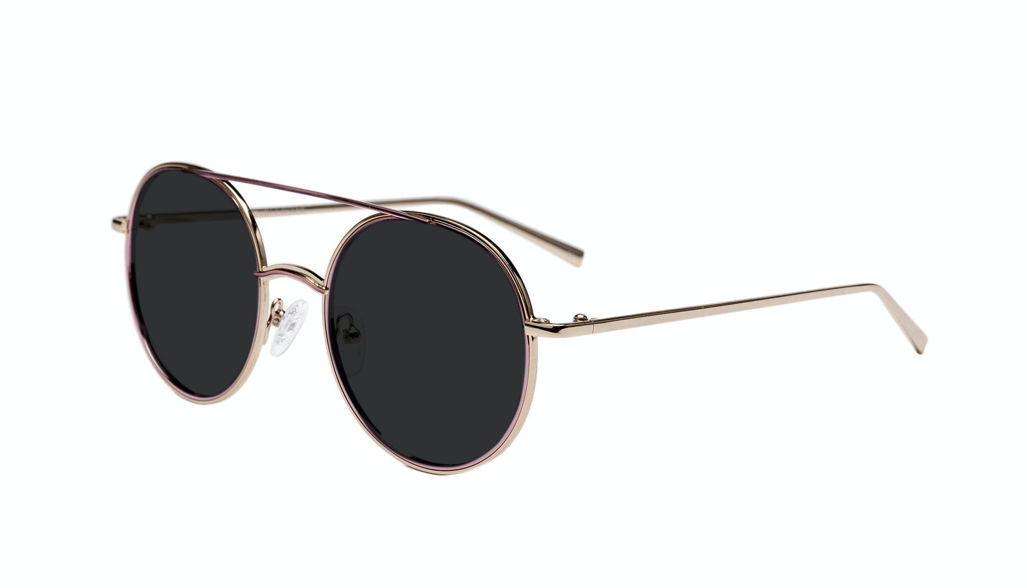 Affordable Fashion Glasses Aviator Sunglasses Women Scarborough 2 Chains Tilt