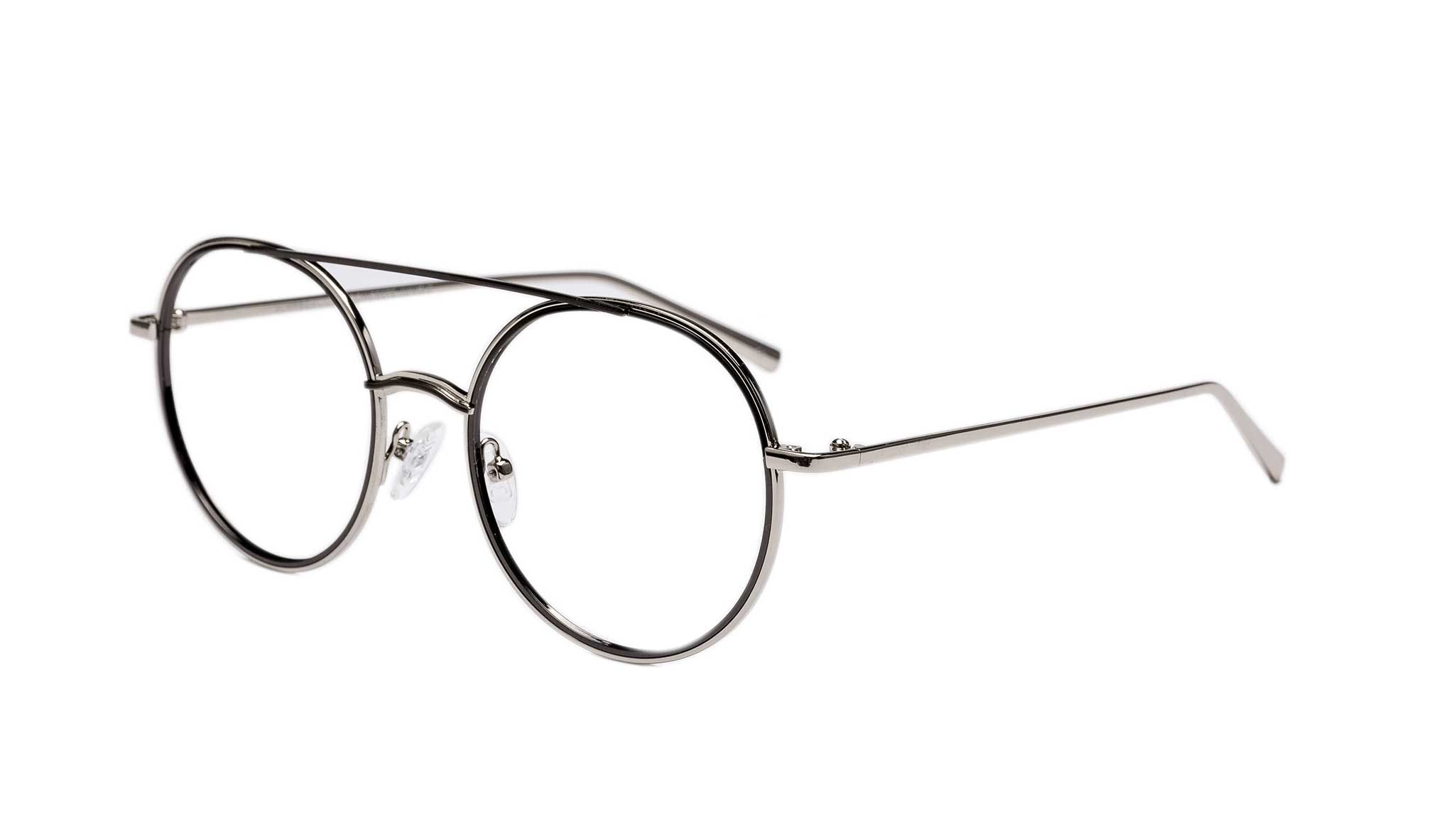 Affordable Fashion Glasses Aviator Eyeglasses Women Scarborough Concrete Jungle Tilt