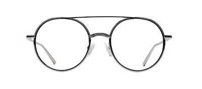 Affordable Fashion Glasses Aviator Eyeglasses Women Scarborough Concrete Jungle Front