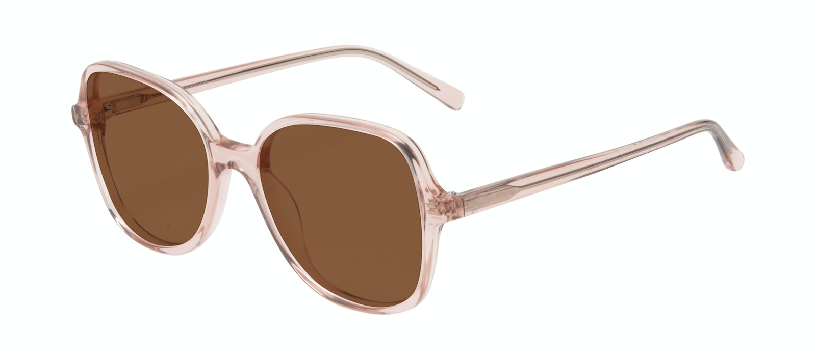 Affordable Fashion Glasses Square Sunglasses Women Scene Rose Tilt