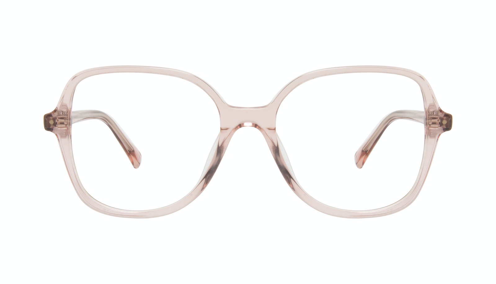 Affordable Fashion Glasses Square Eyeglasses Women Scene Rose