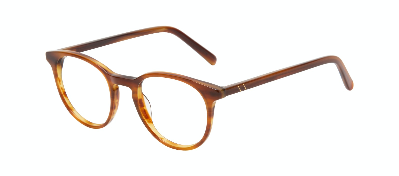 Affordable Fashion Glasses Round Eyeglasses Men Select Havana Tilt
