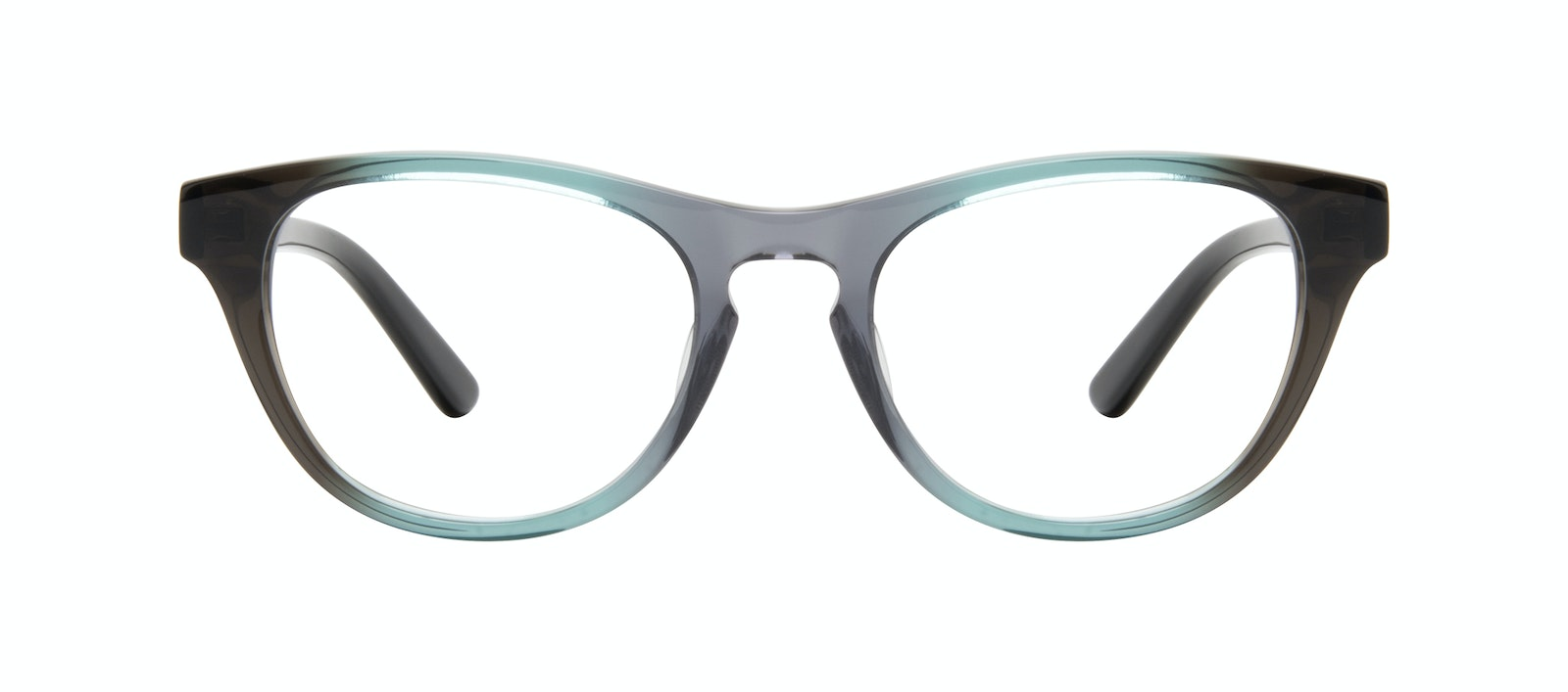 Affordable Fashion Glasses Cat Eye Eyeglasses Women Selfie Seafoam Front