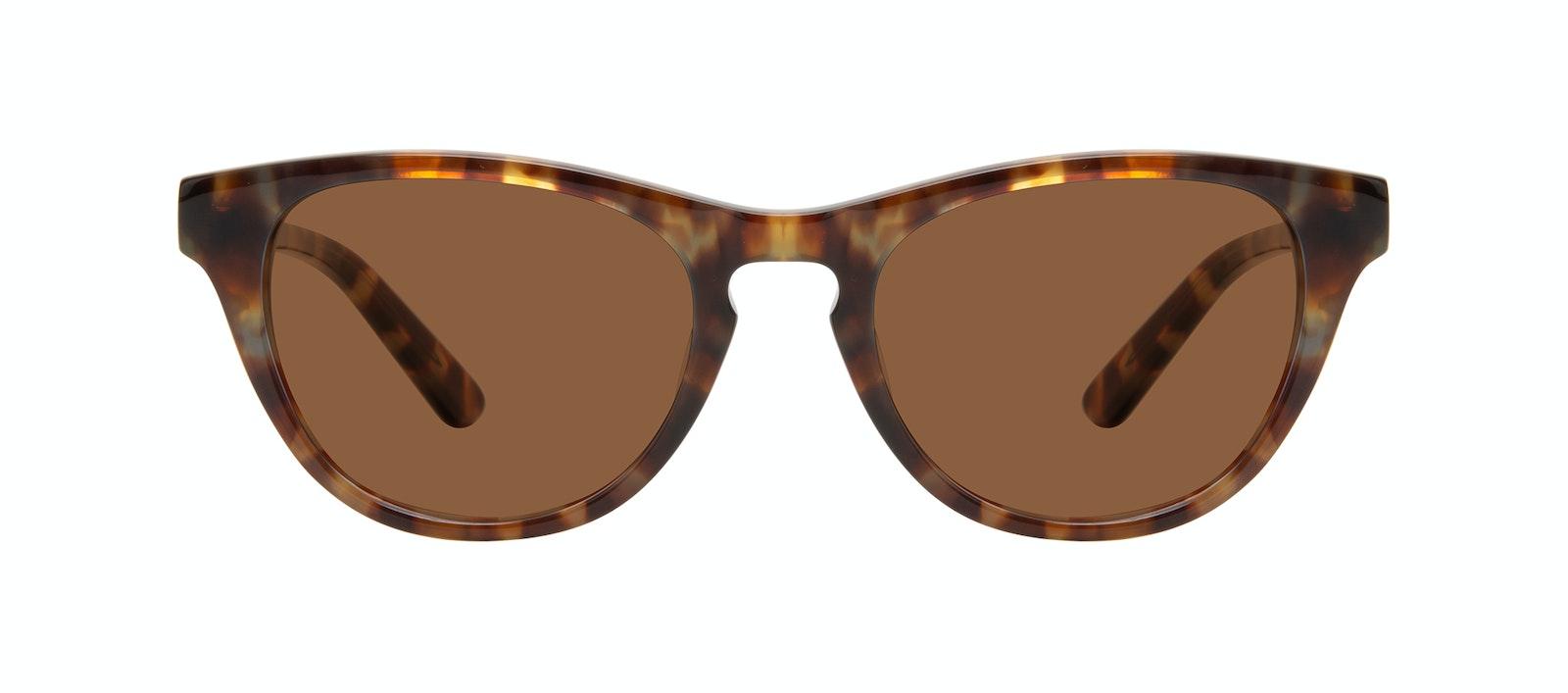 Affordable Fashion Glasses Cat Eye Sunglasses Women Selfie Tortoise Front