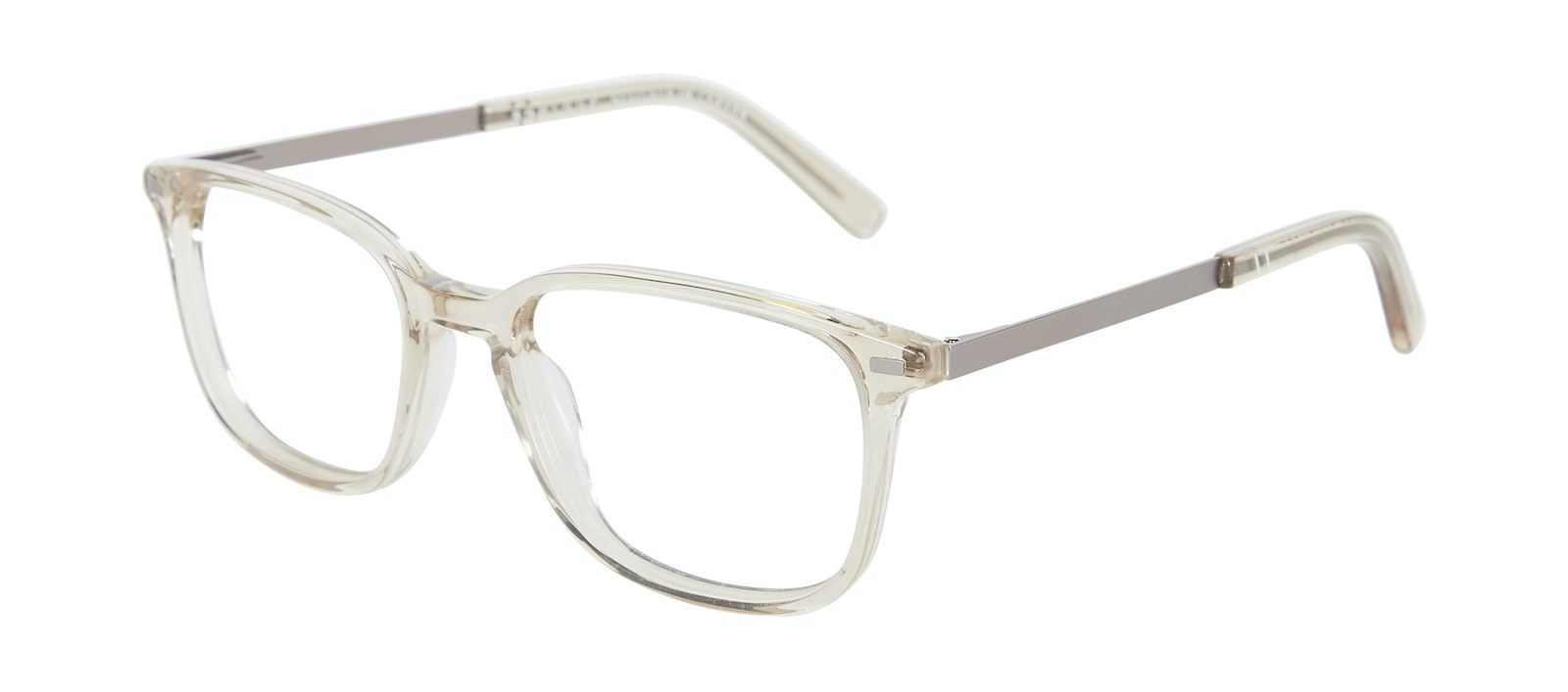 Affordable Fashion Glasses Rectangle Eyeglasses Men Sharp Olive Tilt