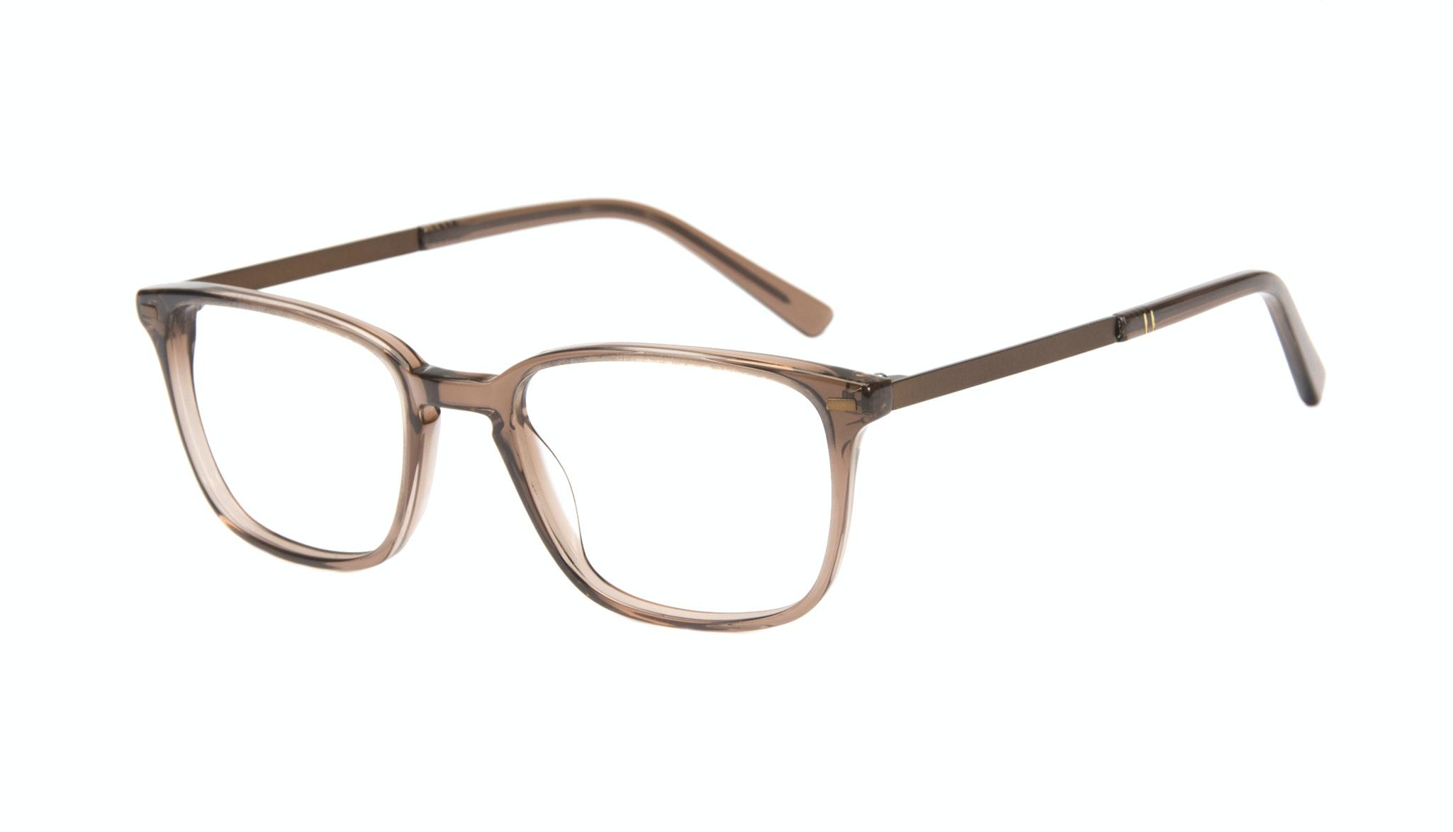Affordable Fashion Glasses Rectangle Eyeglasses Men Sharp Terra Tilt